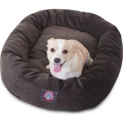Majestic Pet Storm Villa Bagel Pet Bed 52 inch