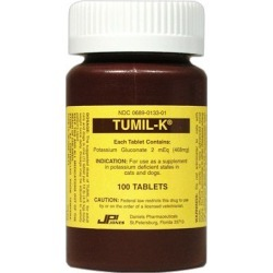 Tumil-K Tablets 1 Count found on Bargain Bro from petsupplies.com for $0.36