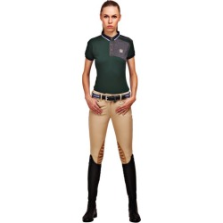GHM Ladies Add Back Knee Patch Breech 28 White found on Bargain Bro India from Horse.com for $98.95