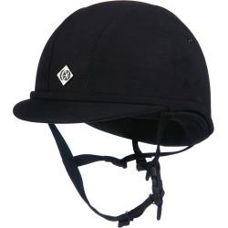 Charles Owen JR8 Helmet 7 1/8 Black found on Bargain Bro India from StateLineTack.com for $198.95