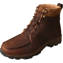Twisted X Mens Casual Work Hiker 6in Dk Brn 7.5M found on Bargain Bro Philippines from Horse.com for $162.95