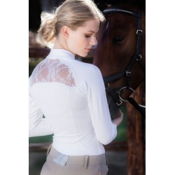 Horseware Sara Long Sleeve Competition Shirt S