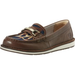 Ariat Ladies Chocolate/Navy Bits Ivy Cruisers 8.5 found on Bargain Bro India from Horse.com for $79.95