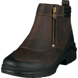 Ariat Ladies Barnyard Side Zip Boots 10 found on Bargain Bro India from Horse.com for $139.95