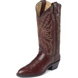 Justin Mens Rnd Toe Dark Brn Deerlite Boots 13EE found on Bargain Bro India from StateLineTack.com for $177.74