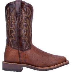 Dan Post Mens Smooth Ost Sq Toe Cog Boots 11D