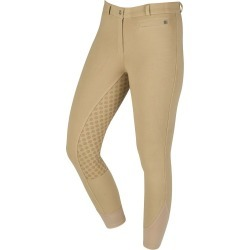 Dublin Momentum Supa-Fit Gel Full Seat 28 Beige found on Bargain Bro India from Horse.com for $59.95
