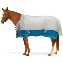 Centaur Super Fly Plus Sheet 75 Grey/Purple found on Bargain Bro Philippines from Horse.com for $89.95