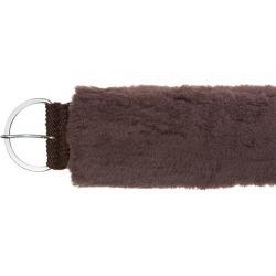 Tough-1 Fleece Straight Cinch Cover Brown