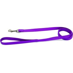 Single Ply Nylon Lead 3/4in 4ft Purple found on Bargain Bro India from Horse.com for $5.49