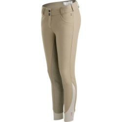 Tredstep Symphony Rosa II FS Breech 26R Tan found on Bargain Bro India from StateLineTack.com for $139.99