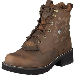 Ariat Ladies Probaby Lacer Boots 9 Driftwood found on Bargain Bro India from StateLineTack.com for $119.95
