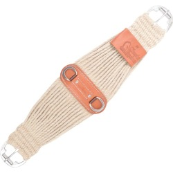 Classic Natural Mohair 31 Strang Colt Cinch 26in found on Bargain Bro India from Horse.com for $79.99