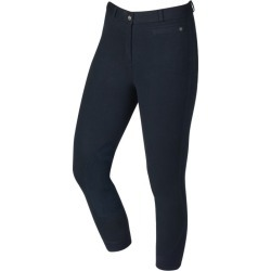 Dublin Momentum Supa-Fit Suede Knee Patch 34 Navy found on Bargain Bro India from StateLineTack.com for $44.95