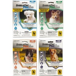 Shieldtec Plus for Dogs 4 Month 34-66lbs found on Bargain Bro India from petsupplies.com for $21.29