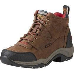 Ariat Ladies Terrain H2O Distressed Brn Boots 11 found on Bargain Bro India from StateLineTack.com for $104.95