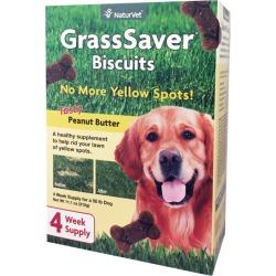 NaturVet GrassSaver Dog Biscuits 11.1oz