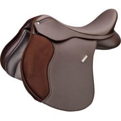 Wintec 500 All Purpose Saddle CAIR 18 Brown