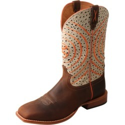 Twisted X Mens Sq Toe Cho/Lime Hooey Boots 8 D found on Bargain Bro India from StateLineTack.com for $264.95