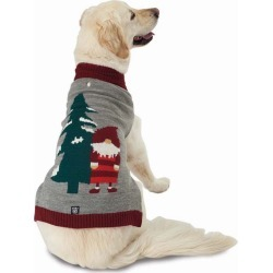 Petrageous Claus Santa Gnome Dog Sweater Medium found on Bargain Bro Philippines from Horse.com for $12.99