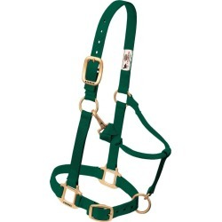 Weaver Original Adj Halter w/Snap Yearling Hunter found on Bargain Bro Philippines from Horse.com for $20.65