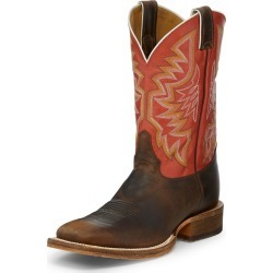 Justin Mens Bent Rail Soft Brazil Boot 7.5D found on Bargain Bro India from Horse.com for $209.95