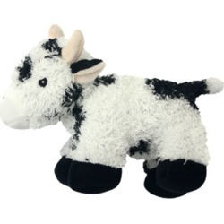 Multipet Look Who''s Talking Dog Toy Cow
