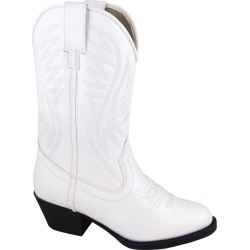 Smoky Mountain Childs Mesquite II White Boots 10.5 found on Bargain Bro India from Horse.com for $40.80