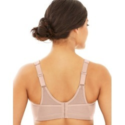 Glamorise Magic Lift Plus Active Support Bra Cafe 42G found on Bargain Bro India from JustMySize for $29.99