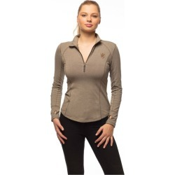 Goode Rider Ladies GR Splendid Shirt L  Taupe found on Bargain Bro Philippines from Horse.com for $55.99