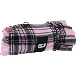 Snugpups London Pink Plaid Fleece w/Skirt P found on Bargain Bro India from Horse.com for $29.99