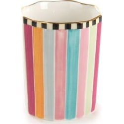 MacKenzie-Childs Ribbon & Dot Cup