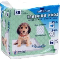 Advance Dog Training Pads 30 Pack