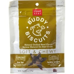 Soft and Chewy Buddy Biscuits Beef