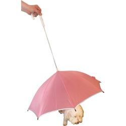 Pet Life Umbrella and Leash Holder Black