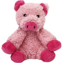 Multipet Look Who''s Talking Dog Toy Pig
