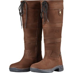Dublin Ladies River Boots III 6 X-Wide Calf Chocol found on Bargain Bro India from Horse.com for $174.99