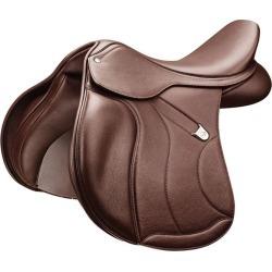 Bates All Purpose SC+ CAIR Saddle 16.5 Brown