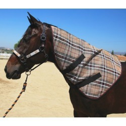 Kensington Protective Fly Neck Cover X-Large Natur found on Bargain Bro India from Horse.com for $54.85