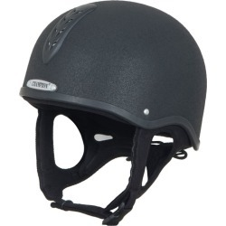 Champion X-Air Plus Skull Cap 7 3/8 Black found on Bargain Bro Philippines from StateLineTack.com for $229.95