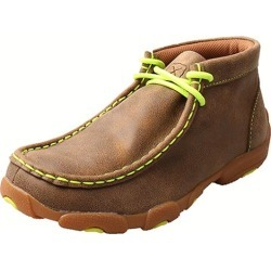 Twisted X Kids Bomber/Yellow Driving Mocs 5.5 found on Bargain Bro India from Horse.com for $74.95