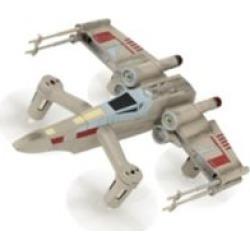 Star Wars T-65 X-Wing Star Fighter Quadcopter Drone in Collector's Edition Box - SW-1977-CX