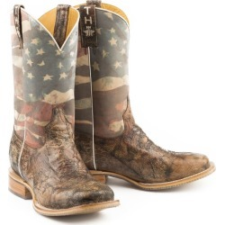 Tin Haul Mens Land of the Free Boots 9 D found on Bargain Bro India from StateLineTack.com for $308.99