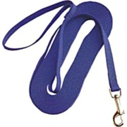 Nylon Training Lead - Blue 25 Foot found on Bargain Bro India from StateLineTack.com for $11.79