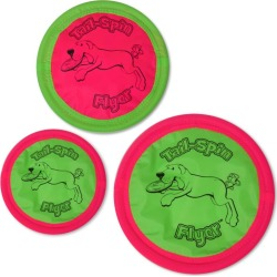 Booda Soft Bite Floppy Disc Dog Toy 10 Inch found on Bargain Bro India from Horse.com for $12.99