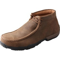 Twisted X Mens Saddle Driving Work Moccasins 13EE