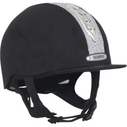 Champion X-Air Dazzle Plus Helmet 7 1/8 Navy/Navy found on Bargain Bro India from StateLineTack.com for $249.95