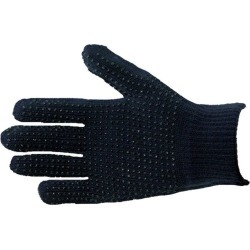 Magic Pimple Riding Gloves Black found on Bargain Bro Philippines from StateLineTack.com for $3.49