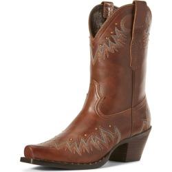 Ariat Ladies Potrero Snip Toe Ant Nutmeg Boots 8 found on Bargain Bro India from Horse.com for $179.95
