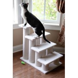 Armarkat Classic 4-Step Pet Steps